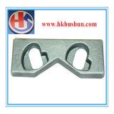 Peças para estamparia de ferragens para móveis Placa de clipe (HS-FS-029)