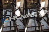 PVD Tin el oro de hoja de acero inoxidable de gran tamaño del tubo de vacío de la cámara de la máquina de revestimiento