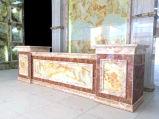 De pvc marmeren-Geïmiteerden Lopende band van de Raad van de Decoratie