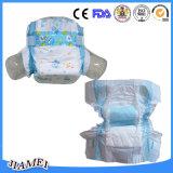 赤ん坊の製品の大きい伸縮性があるベルトが付いている通気性の赤ん坊のおむつ