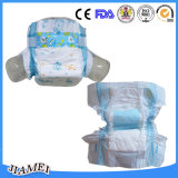 Big Elastic Waistbandの綿Soft Carefully Breathable Baby Diapers