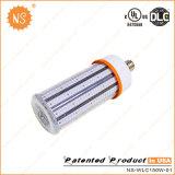 los altos lúmenes 150W 5 años de la garantía del poste LED de luces de calle enumeradas Dlc/UL substituyen la lámpara de Nav