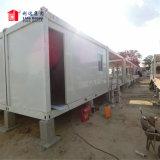 Het verwijderbare Geprefabriceerd huis Gecombineerde Bureau van de Container