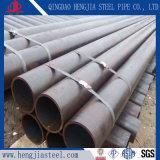 Tubo inconsútil del tubo de acero de carbón de DIN2448 St52 para los materiales de construcción