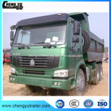 6X4 35-45ton Diesel Dump Truck