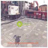 Recyclés UHMWPE Tapis Tapis latérale./sol/route temporaire mat/chemin de construction mat