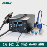 Yihua 862da + Estación Automática de Reanudación BGA