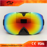 Het Skien van de Glazen van de Sneeuw HD van de fabriek In het groot 720p Mist anti-UvBeschermende brillen