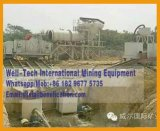 Mobile Gold Trommel Drum Screen Mining Machine