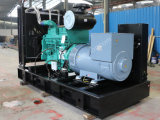 Potencia Generator 750kw con Cummins Engine, ATS, Battery