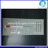 Бирка удостоверения личности микросхемы животного ISO11784/5 134.2kHz 2.12*12mm стеклянная