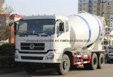 Dongfeng 10 spinge il camion cubico della betoniera dei 8 tester