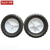 Una buena calidad 8X1,75 Semi-Pneumatic los niños de la rueda de Barrow