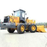 La carga del material de la máquina cargadora, 3 toneladas de peso de carga