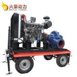 Weifangのオリジナルの工場との農業の灌漑用水ポンプ12shシリーズ90kw