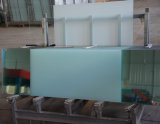 中国高品質によって曇らされるパターンSemi-Transparent強くされたガラス