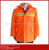 Workwear куртки безопасности визави таможни Hi отражательный для людей (W366)