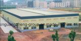 Stahlkonstruktion-Fertighaus bauen Werkstatt zusammen