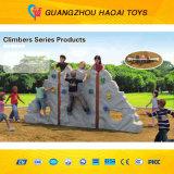 Большая пластичная взбираясь стена для парка атракционов (A-05205)