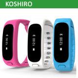 Armband van het Horloge van de Fitness van de Sport van de Pedometer van de calorie de Slimme