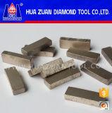 Performance stabile Diamond Segment per Stone Granite Marble Sandstone