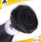 Славный уток волос девственницы в перуанских человеческих волосах