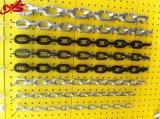 Catena a maglia saldata galvanizzata elettrica del ferro