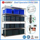Регулируемый шкаф Shelving провода хранения металла крома для фабрики/пакгауза