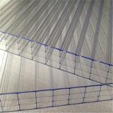 Лист поликарбоната стены 10 год прозрачный Multi