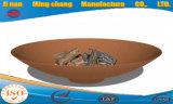 Kohlenstoffstahl-elliptischer Kopf, angerichtete Enden mit ASME Standard