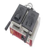 تموين تجهيز مفتوح فم سمكة شكل [إيس كرم] [تيكي] آلة /Taiyaki آلة مع [س]