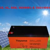 La meilleure batterie solaire bon marché 12V de batterie solaire avec le CEI de l'UL ISO9001 de la CE