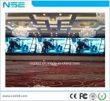 Visualización de LED video del alto brillo de la pantalla de la publicidad al aire libre P8