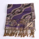 écharpe de grande taille de mode de châle de l'hiver de Pashmina de l'hiver de 196*90cm