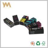 Contenitore di carta di rossetto su ordinazione, contenitore impaccante di rossetto
