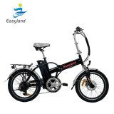 증명서를 가진 가장 새로운 전기 자전거
