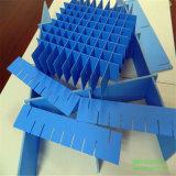 Folha Correx Folhas separadoras de plástico PP Placa divisora de Espuma