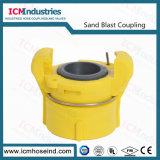 Nylon 11/2 '' zandstraalt koppeling-Sb zandstraalt Koppeling