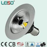 Scob 반사체 크리 사람 칩 할로겐 크기 LED Ar70 스포트라이트 (LS-S607-CW)