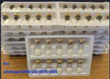 Péptidos antienvejecimiento Ghk-Cu con GMP (100mg/vial) para prevenir la pérdida del cabello