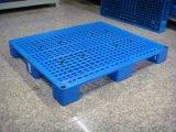 aço plástico da pálete da capacidade de carga 4ton reforçado para o uso do revestimento