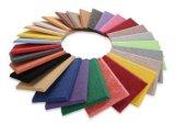 Polyester-Faser-akustisches Innenpanel des Hintergrund-3D dekoratives für Wand/Decken-Vorstand