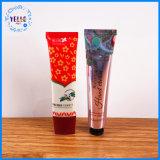 Kosmetische Buis van de Producten van de Room van de Hand van het Etiket van de manier de Privé Plastic Verpakkende