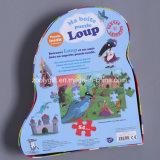 子供の困惑の包装のペーパー整形ギフト用の箱