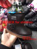 2.17 As Crianças Dólar calçados de Inverno Sotck Inventário das sapatas