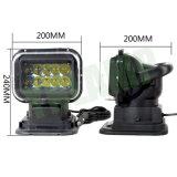 Indicatore luminoso di funzionamento di ricerca della lampada LED del CREE 50W 7inch per la barca