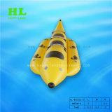 De vliegende Opblaasbare Boot van de Banaan voor het Spel van het Water