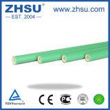 На заводе Zhsu PPR трубы из углепластика для продажи