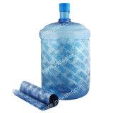 Etiqueta do PVC para a máquina de etiquetas da luva do corpo do frasco de 5 galões