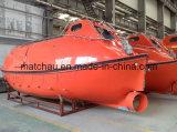 La Cina Cheap Fully Enclosed Fiberglass Lifeboat da vendere